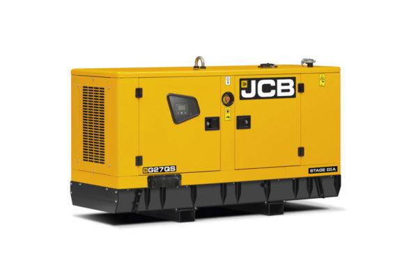Дизелови генератори JCB 20 - 45 kVa
